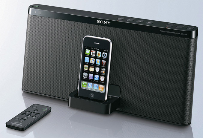 Sony RDP-X50iP speaker dockdock