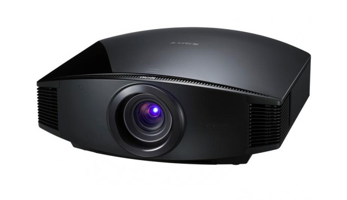 Sony VPL-VW90ES 3D home cinema projector