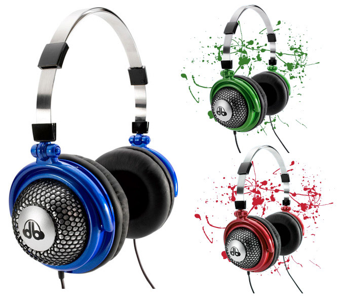 db Logic Headphones