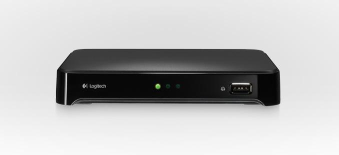 Logitech Wireless Headset F540 base station