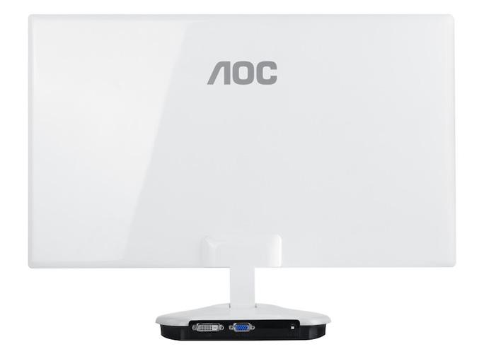 AOC ultra-thin LED-backlit Monitors