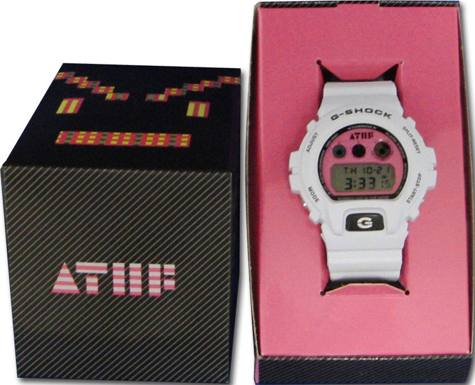 Casio DW6900AS-8 Aqua Teen Hunger Force