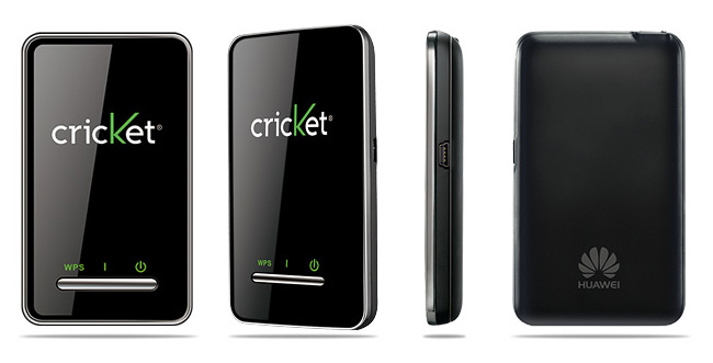 Cricket Crosswave WiFi Hotspot