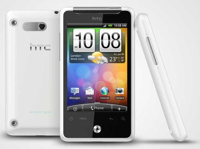 HTC Gratia White
