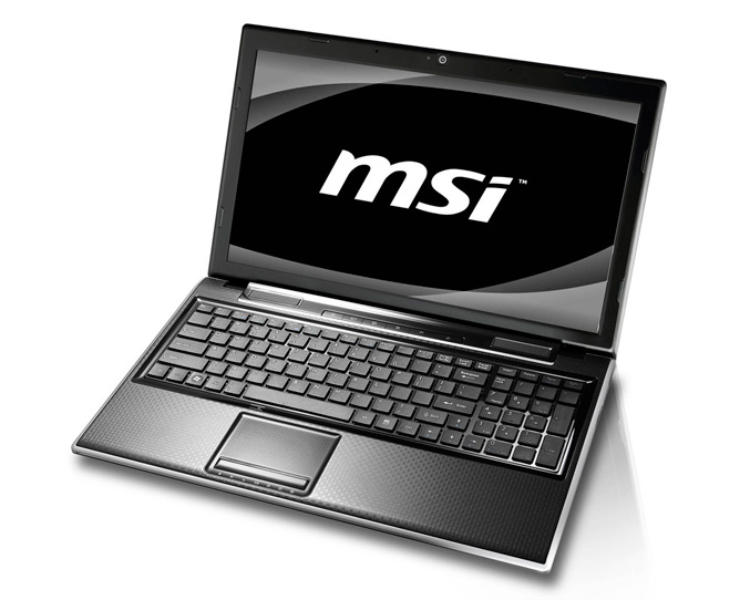 MSI FX600MX notebook