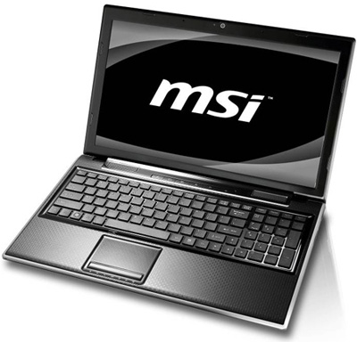 MSI FX700 and FR700 notebooks