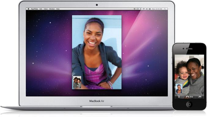 MacBook Air dislplay