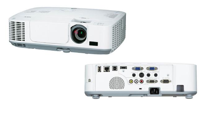 NEC M260W