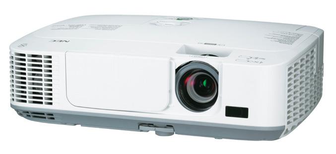 NEC M300W projector