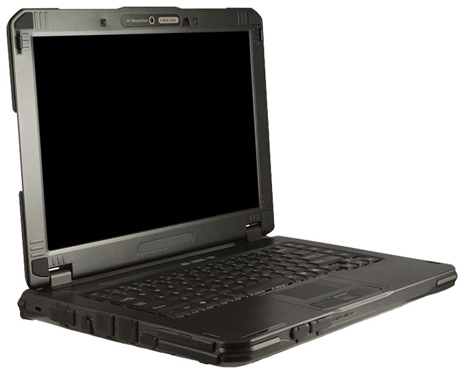 Rugged Notebooks Eagle laptop