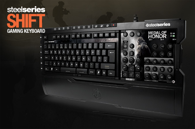 SteelSeries Shift Medal of Honor Edition