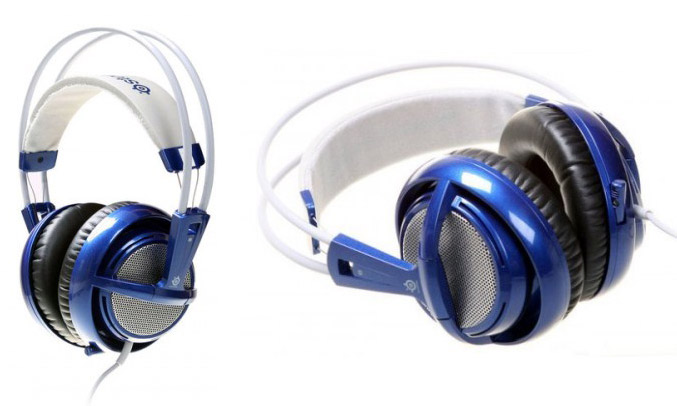 SteelSeries Siberia v2 Limited Edition Blue