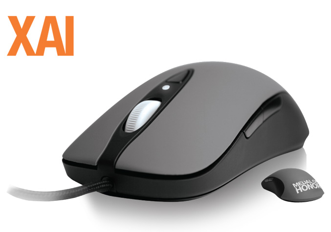 SteelSeries Xai mouse