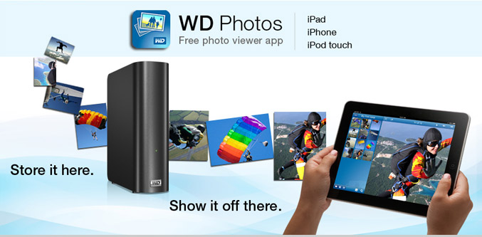 WD Photos application