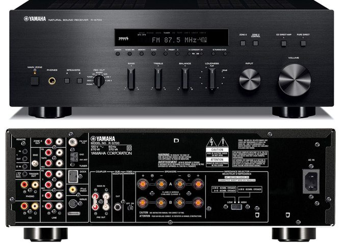 Yamaha R-S700 Stereo receiver