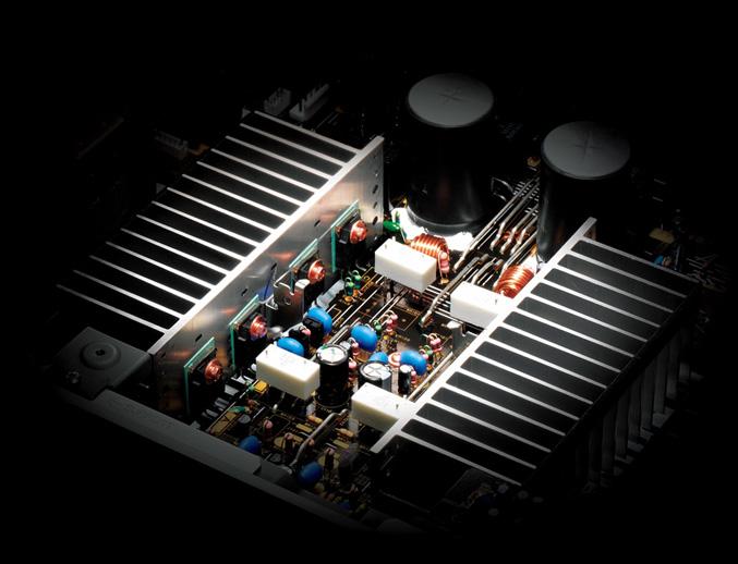 Yamaha R-S700 HeatSink