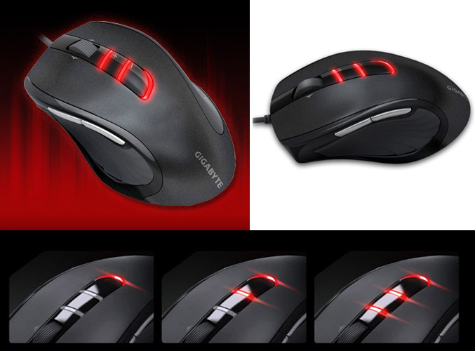 Gigabyte M6900 Precision Gaming Mouse