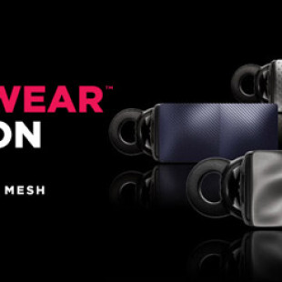 Jawbone' new EarWare collection Bluetooth headsets