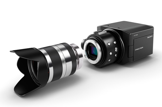 Sony NXCAM HD camcorders