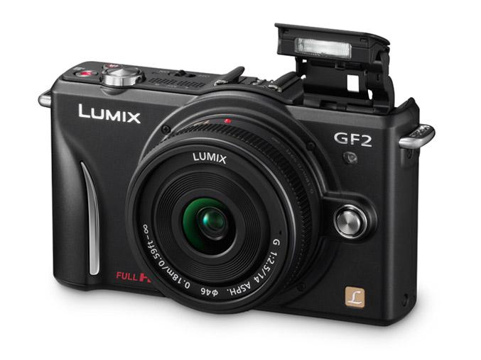 Panasonic LUMIX-GF2