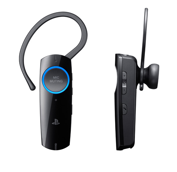 Playstation 3 Bluetooth Headset