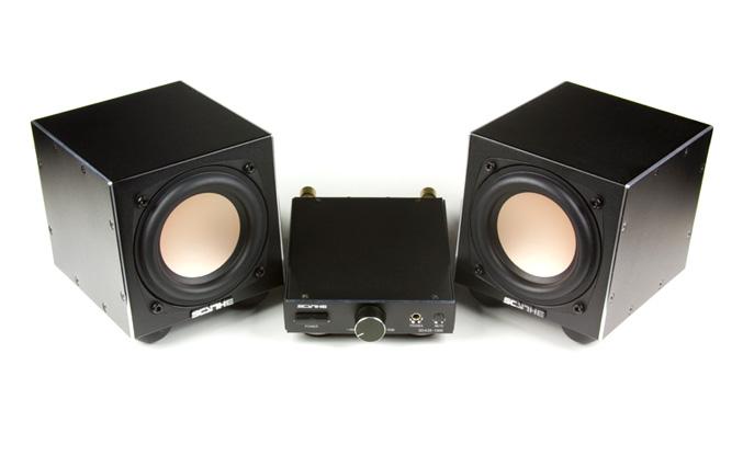 Schyte Kro-Craft-Mini-Speaker