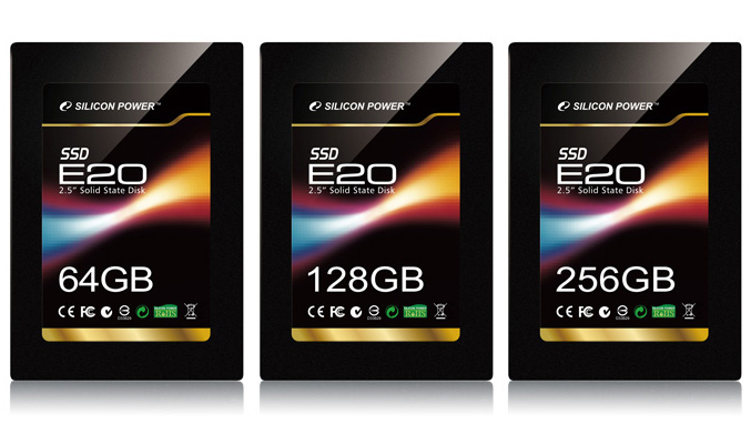 Silicon Power E20 SSD