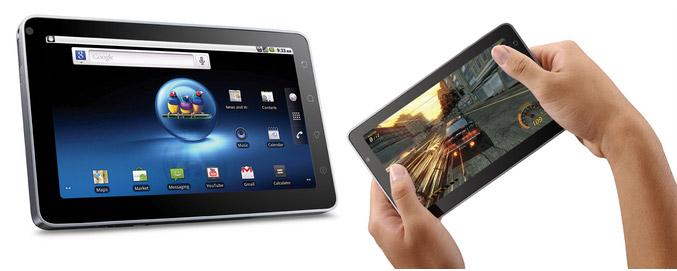 ViewSonic ViewPad7 Tablet