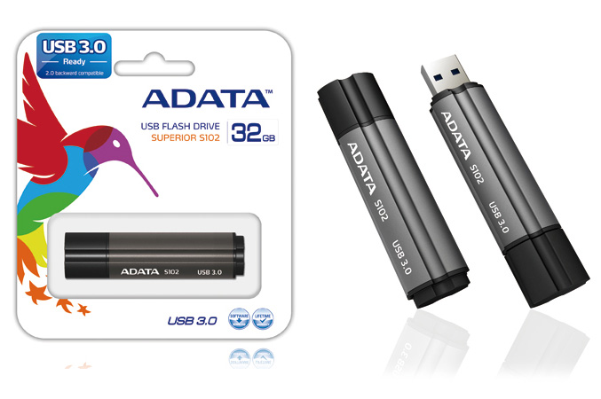 Adata S102 USB 3.0 flash drive