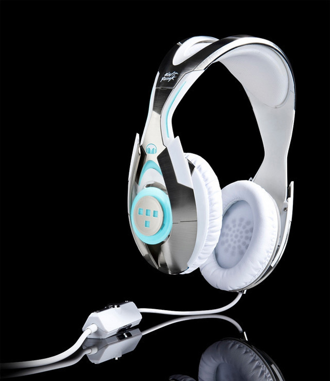 Daft Punk Edition TRON LEGACY headphones