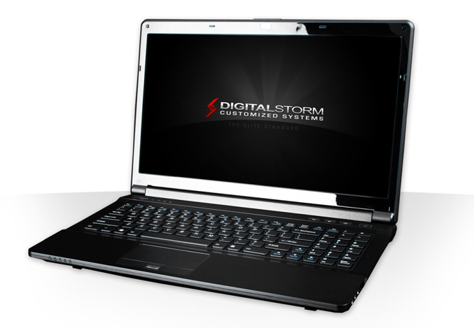 Digital Storm xm15 gaming laptop