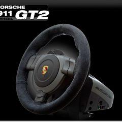 Fanatec Porsche 911 GT2 racing wheel