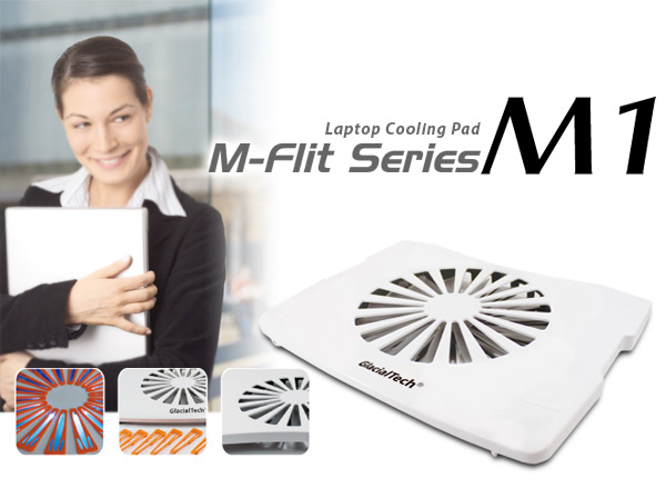 GlacialTech M-Flit M1 cooling pad