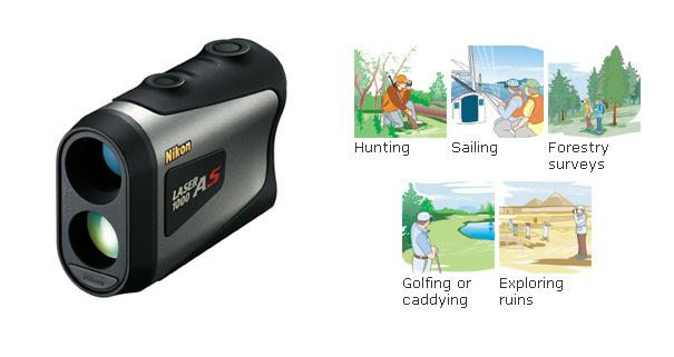 Nikon laser1000as