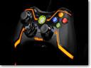 Orange-Xbox-360-TRON-Controller