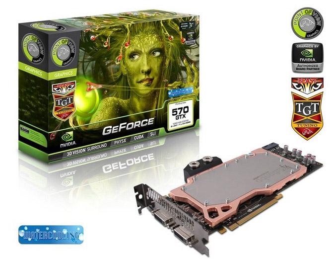 Point of View GeForce GTX 570 Beast