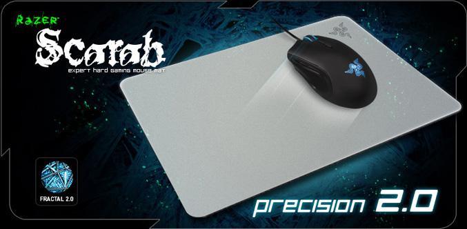 Razer Scarab gaming mouse mat
