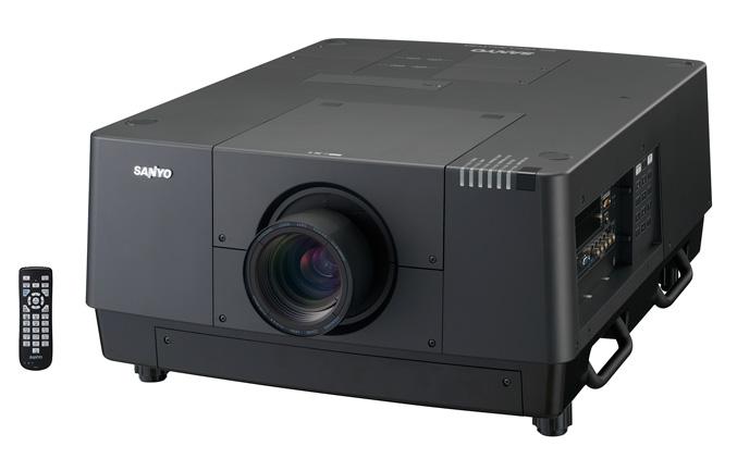 Sanyo-PLC HF15000L projector