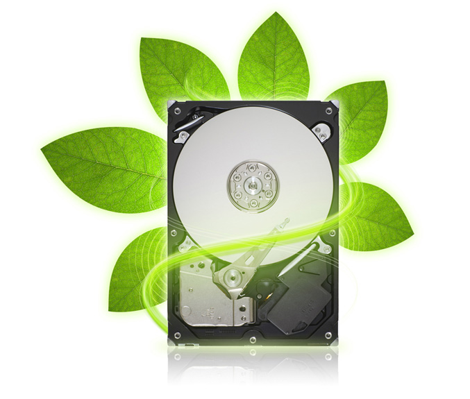 Seagate Barracuda Green HDD