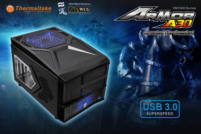 Thermaltake Armor A30 Mini Case