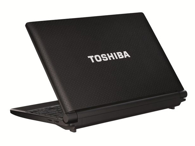 Toshiba mini NB500 netbook