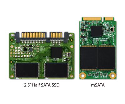 Transcend mSATA SSD