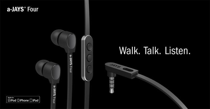 a-JAYS Four headphones
