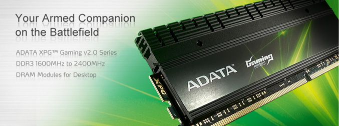 ADATA XPG Gaming v2.0 Series