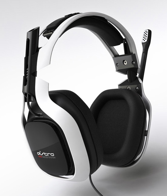 ASTRO A40 2011 Edition Gaming Headset