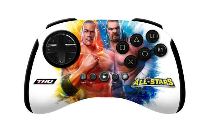 Mad Catz Arcade BrawlPad for PS3