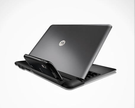 Motorola Laptop Dock