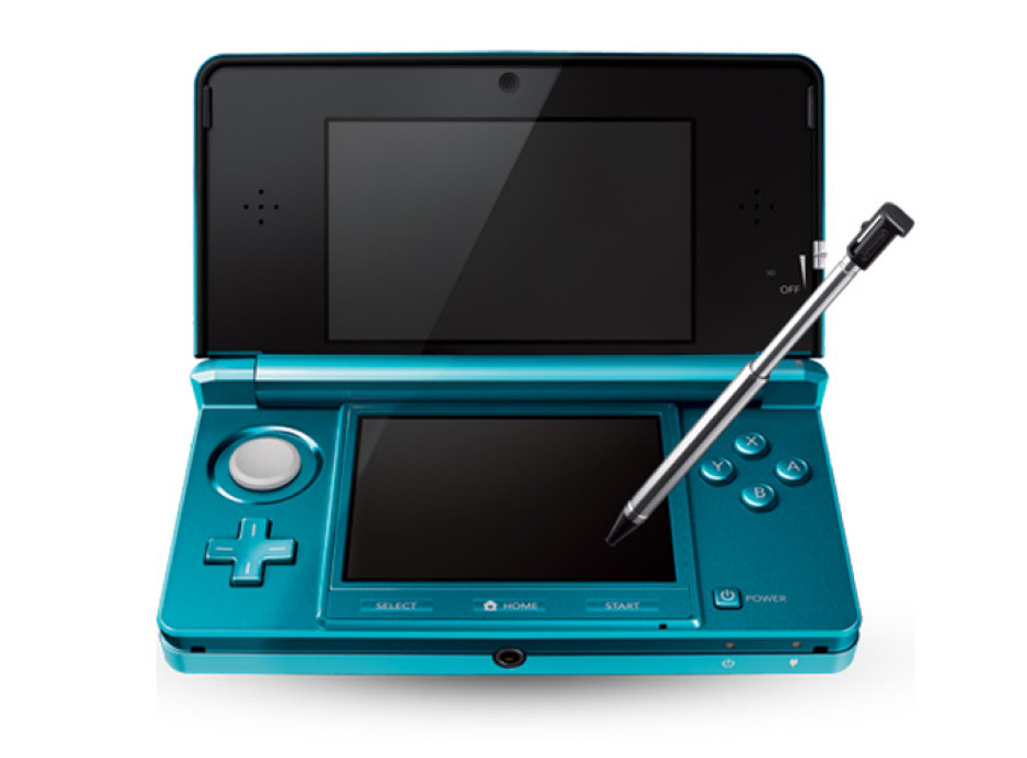 Nintendo 3DS available on March 27 for $249.99
