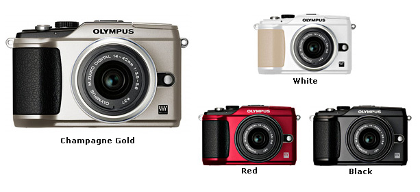 Olympus PEN E-PL2 digital camera