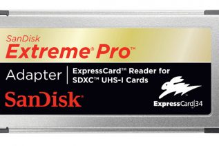 SanDisk Express Pro Card Adapter for SDHC and SDXC UHS-I cards